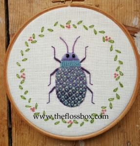 Crewel Beetle