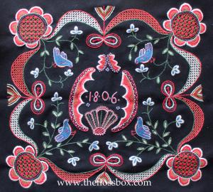 Swedish Reproduction Embroidery